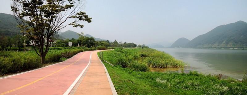북한강 자전거길~ [이미지]